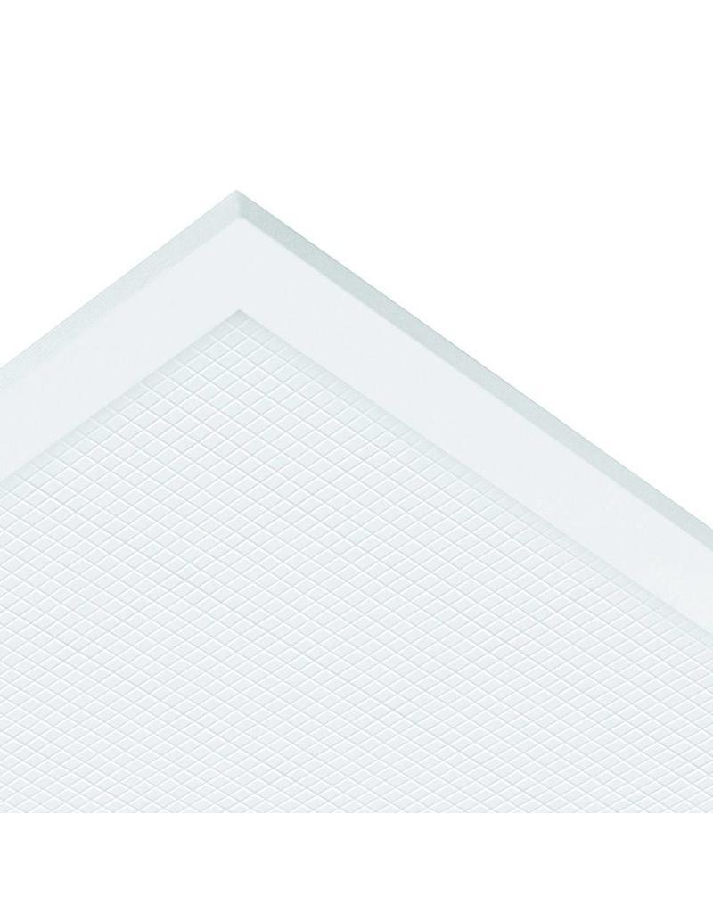LED Paneel 120x30 40W 4000K 4000lm UGR <19 met 5 jaar garantie - Flikkervrij incl. 1.5m aansluitstekkerv