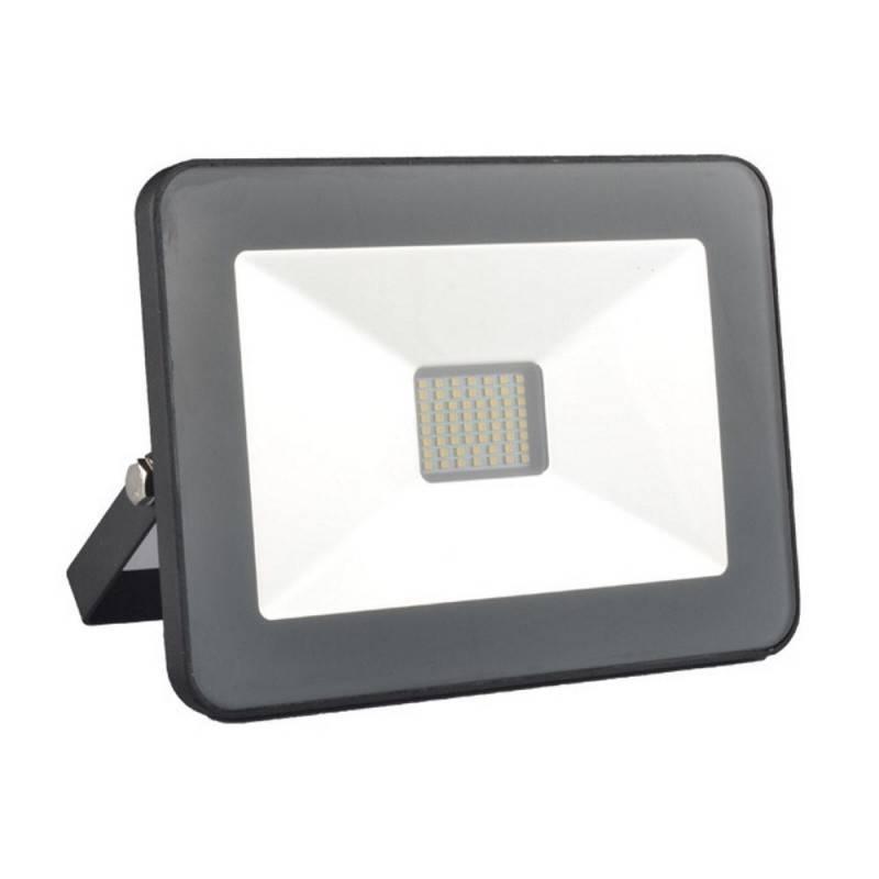 Afbeelding van 100W LED floodlight schijnwerper 4000K IP65 vervangt 1000W