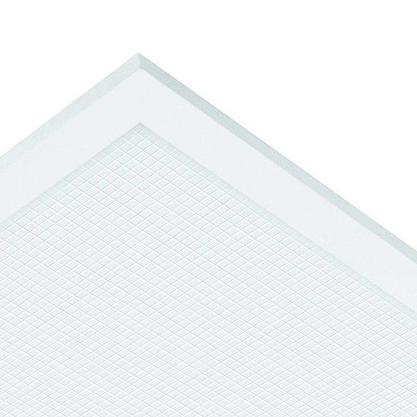 LED Paneel 120x30 40W 3000K 4000lm UGR <19 met 5 jaar garantie - Flikkervrij incl. 1.5m aansluitstekker