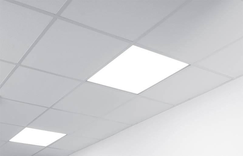 60 x 60 cm (595 x 595 mm) LED panelen