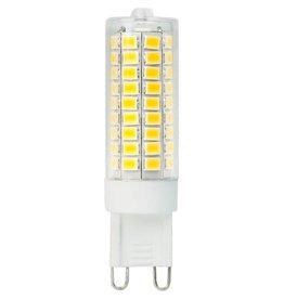 LED G9 - 8W vervangt 75W - 6000K daglicht wit - 19x64 mm