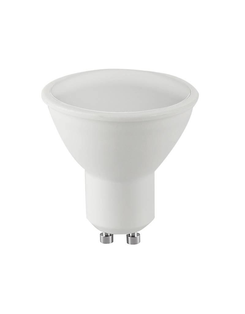 Actie! LED spot GU10 - 6W vervangt 50W - 4000K helder wit licht
