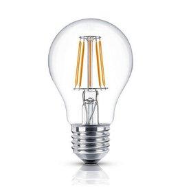 LED filament lamp - niet dimbaar - E27 A60 - 4W vervangt 50W - 2700K warm wit licht