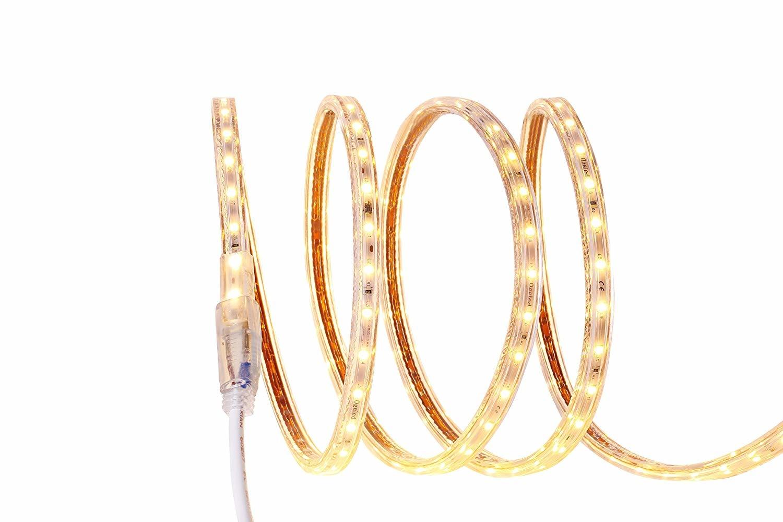 LED Lichtslang voor buiten 230V Plug and Play