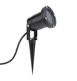 Grondspot - GU10 Fitting - IP54 Spatwaterdicht - excl. LED spot
