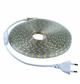 LED Lichtslang plat- 10 meter - 3000K warm wit licht  - Plug and Play