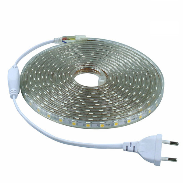 LED Lichtslang plat- 10 meter - Kleur licht optioneel - Plug and Play
