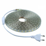 LED Lichtslang plat- 15 meter - 3000K warm wit licht  - Plug and Play