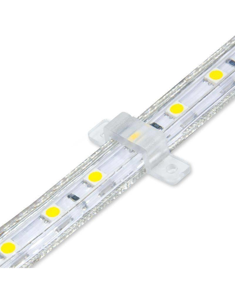 LED Lichtslang plat- 25 meter - 3000K warm wit licht  - Plug and Play