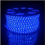 LED RGB lichtslang plat - 5 meter - Bediening optioneel - werkt direct op 230V