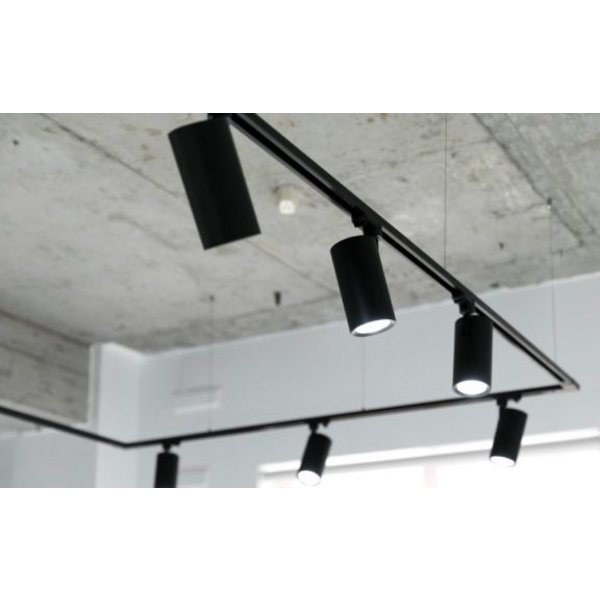 LED Railspot Tracklight - Universeel 3-Phase - 30W 100lm p/w - 3000K warm wit licht
