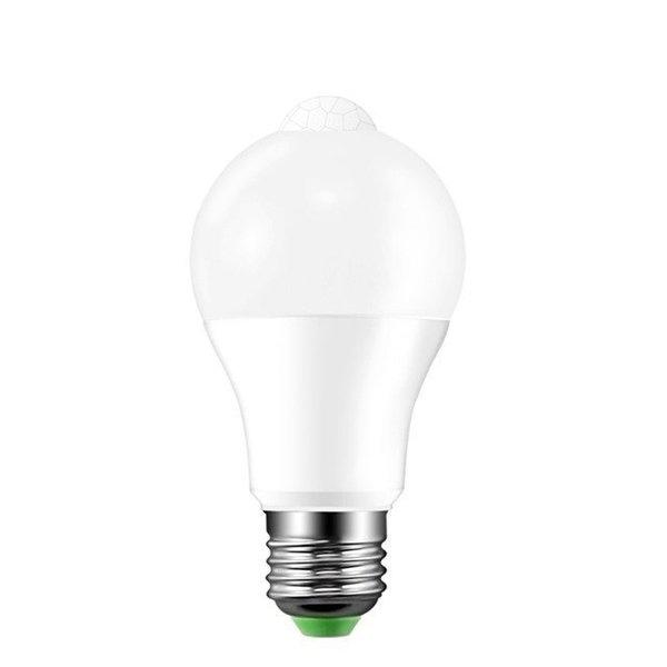 LED lamp met bewegingssensor - E27 fitting - 12W vervangt 100W - Lichtkleur optioneel