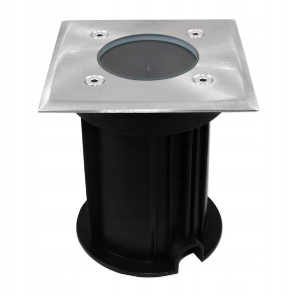 LED Grondspot Vierkant - GU10 fitting - IP66 waterdicht