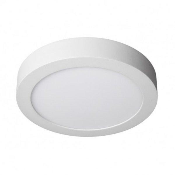 LED Plafonnière - Ronde plafondlamp - 12W vervangt 55W - Warm wit licht 3000K