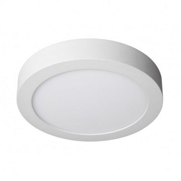 LED Plafonnière - Ronde plafondlamp - 12W vervangt 55W - Daglicht wit 6000K