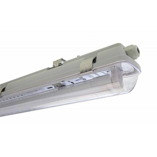 Aigostar LED TL buis armatuur - 120cm - Waterdicht IP65 - voor enkel LED TL buis
