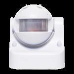 LED Bewegingssensor opbouw 180 graden - PIR infrarood bewegingsmelder - 230V max. 300W