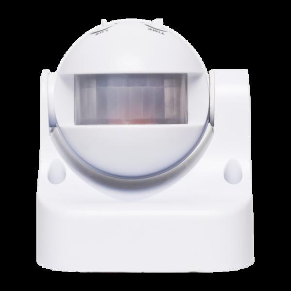 LED Bewegingssensor opbouw 180° - PIR infrarood bewegingsmelder - 230V max. 300W