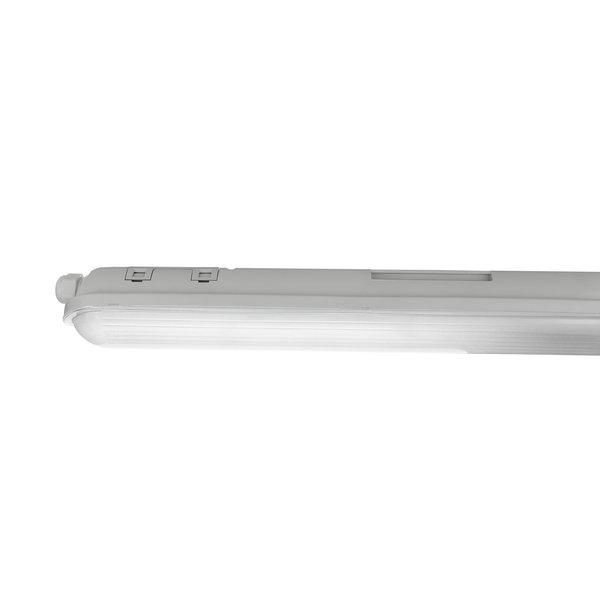 LED armatuur compleet 120cm 38W - 155lm p/w Pro High lumen - 4000K helder wit licht - 5 jaar garantie