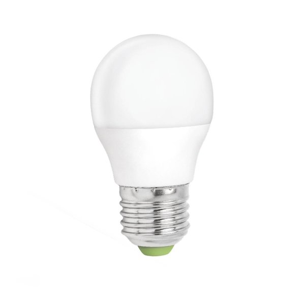 LED lamp dimbaar - E27 fitting - 6W vervangt 50W - Warm wit licht 3000K