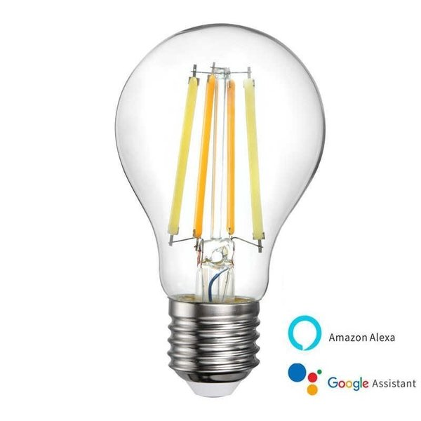 WiFi LED filament lamp - E27 5W 2700K - 6500K - Bediening met de App
