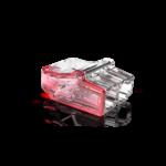 Conex 50 stuks Conex Lasklem mini - 2 voudig 0.5-2.5mm² - voor massief draad - CH2002M