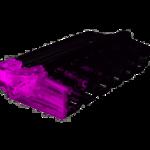 Conex 50 stuks Conex Lasklem mini - 6 voudig 0.5-2.5mm² - voor massief draad - CH2006M