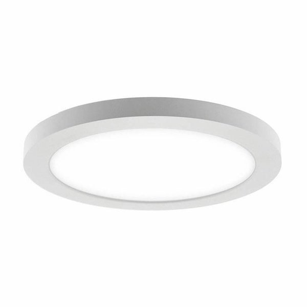 LED inbouwspot/plafondlamp - 2 in 1 - Verstelbare inbouwmaat 65-310mm - CCT 3000k-6500K