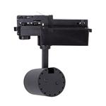LED Track spot 3F Mat Zwart - 20W High Lumen - 4000K helder wit licht
