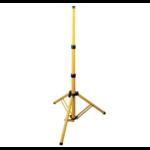 LED schijnwerper statief - Werklamp - geschikt voor Floodlights tot 100W - 160cm uitschuifbaar