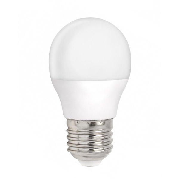 LED lamp - E27 fitting - 1W vervangt 10W - 4000K helder wit licht
