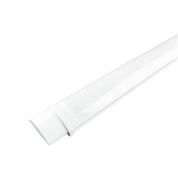 LED Batten spatwaterdicht - 120cm 40W - 6000K koud wit licht (865) - compleet incl. bevestigingsmateriaal