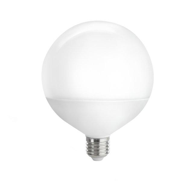 LED lamp - XL G120 E27 - 16W vervangt 160W -  6000K daglicht wit