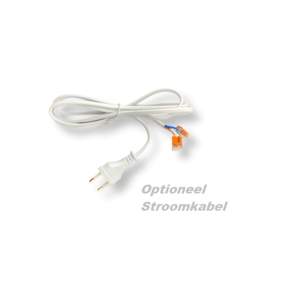 LED Batten - 60cm 18W LED armatuur - 3000K 830 warm wit licht - compleet incl. bevestigingsmateriaal