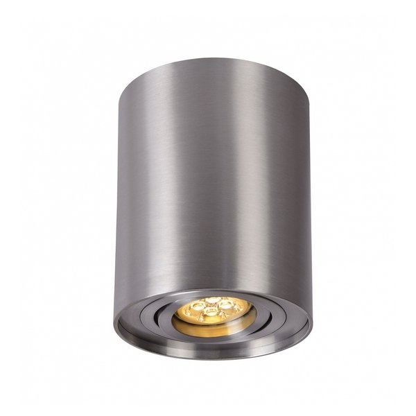 LED plafondspot kantelbaar - Tube Aluminium  - GU10 fitting