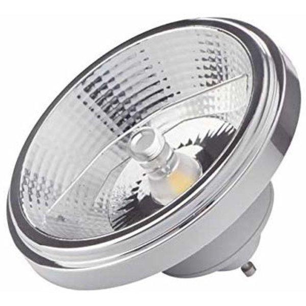 LED spot GU10 ES111- 12W vervangt 75W - 4000K helder wit licht