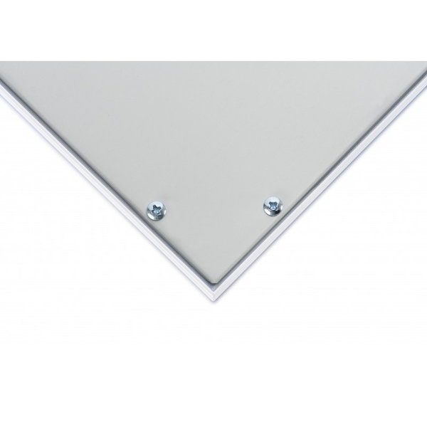 LED paneel 120x30cm - 3000K 830 - 40W 3600lm - Flikkervrij - 5 jaar garantie