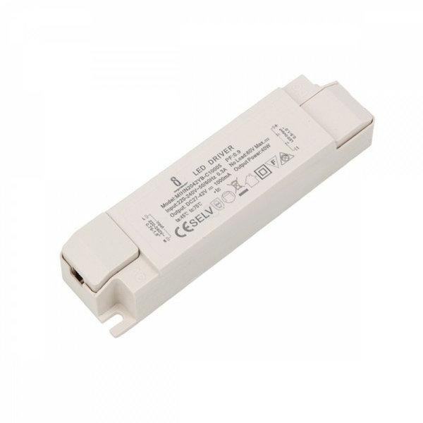 LED paneel 30x120cm - 40W 3000K 830 3600lm - Flikkervrij - 5 jaar garantie