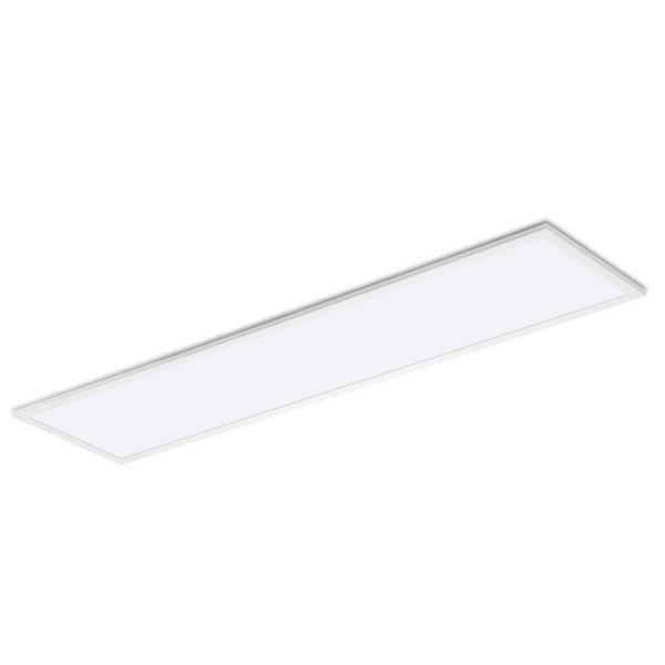 LED Paneel 120x30 32W 6000K 120 lumen p/w - 5 jaar garantie - Flikkervrij incl. 1.5m aansluitstekker