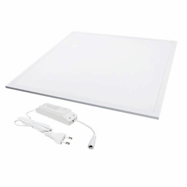 LED Paneel 60x60cm - 6000K 865 - 32W 3840lm - Flikkervrij - 5 jaar garantie