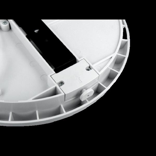 Plafondlamp LED - IP65 Waterdicht - 22W vervangt 190W - Helder wit licht 4000K - 5 jaar garantie