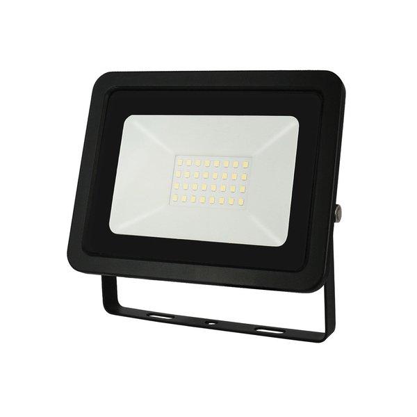 Actie! LED schijnwerper - 30W IP65 - Lichtkleur optioneel - 3 jaar garantie
