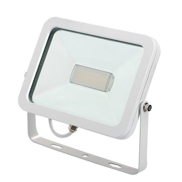 LED Schijnwerper breedstraler - 30W vervangt 300W - 3000K - 5 jaar garantie