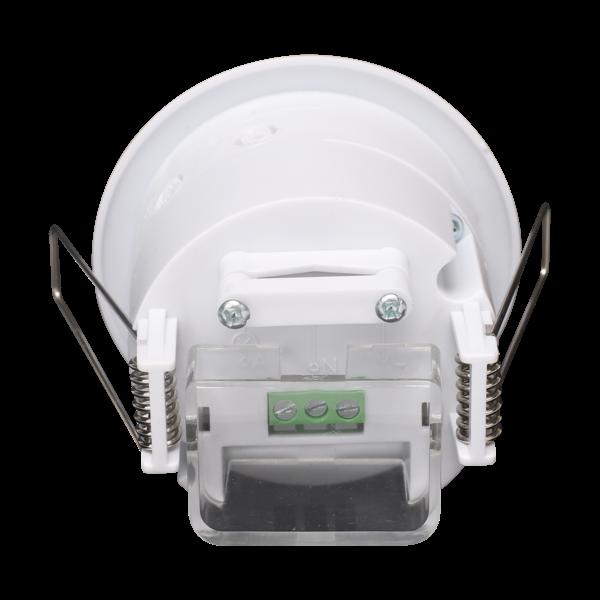 LED Bewegingssensor inbouw - PIR infrarood bewegingsmelder - 230V max. 300W