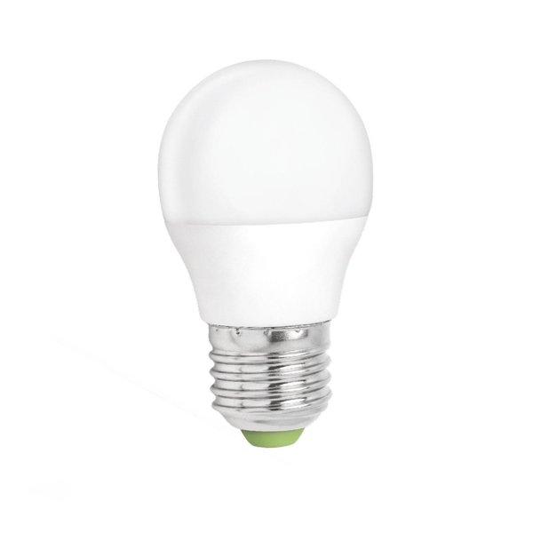 LED lamp dimbaar - E27 fitting - 6W vervangt 45W - Warm wit licht 3000K