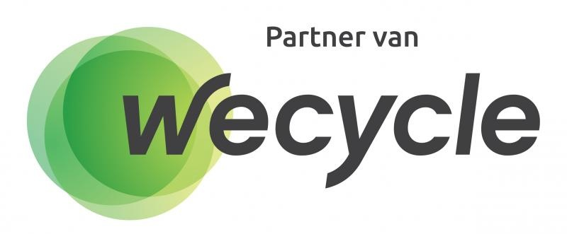 Officiele partner Wecyle