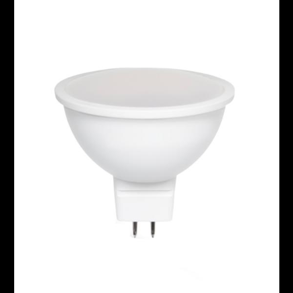 Voordeelpak 10 stuks - GU5.3 LED spots - 6W vervangt 40W - Lichtkleur optioneel