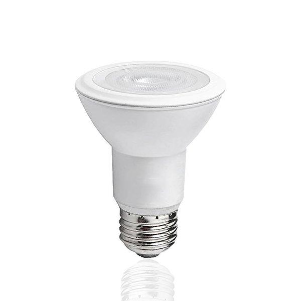 Voordeelpak 10 stuks - E27 LED lamp - PAR20 - 8W vervangt 60W - Lichtkleur optioneel