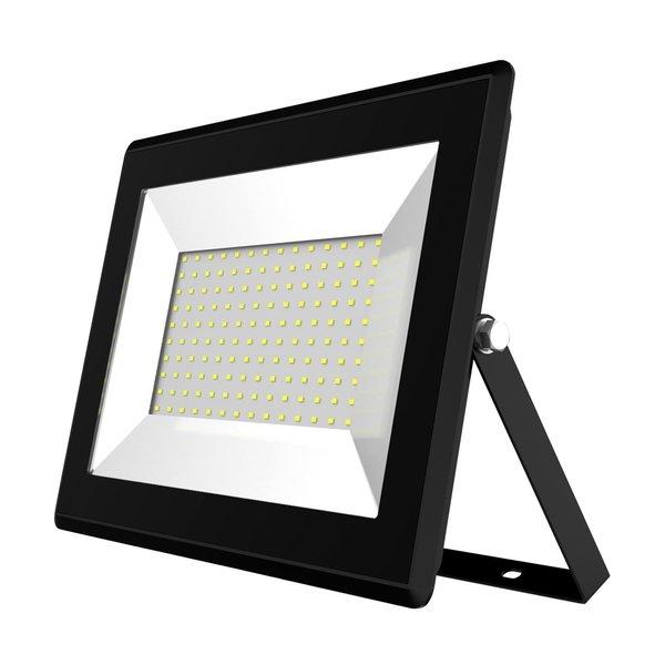 LED Schijnwerper breedstraler - 100W vervangt 1000W - Lichtkleur optioneel - 3 jaar garantie