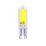 LED G9 - 2W vervangt 20W - 6500K daglicht wit - 49x14 mm